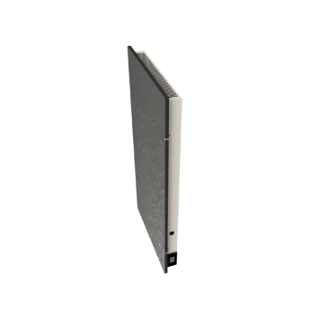 Climastar AVANT WiFi ÁLLÓ FEKETE PALA kerámia hőtárolós elektromos fűtőpanel, 1300W