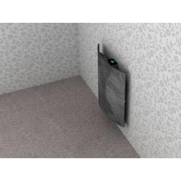 Climastar SILEX WiFi SÖTÉT MÁRVÁNY kerámia hőtárolós elektromos fűtőpanel, 2000W