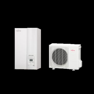 Fujitsu Waterstage Comfort WSYA050ML3 / WOYA060KLT osztott hőszivattyú