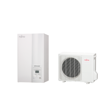 Fujitsu Waterstage Comfort WSYA080ML3 / WOYA060KLT osztott hőszivattyú