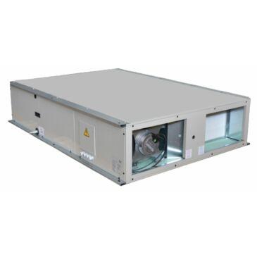Aerauliqa QRCE 4000A Központi hővisszanyerős szellőztető