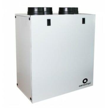 Aerauliqa QR280A Központi hővisszanyerős szellőztető