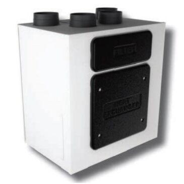 Aerauliqa QR400A Központi hővisszanyerős szellőztető