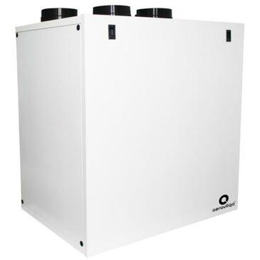 Aerauliqa QR550A Központi hővisszanyerős szellőztető
