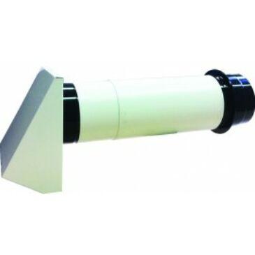 Aerauliqa KAM 125 Fali átvezető szett, DN125mm