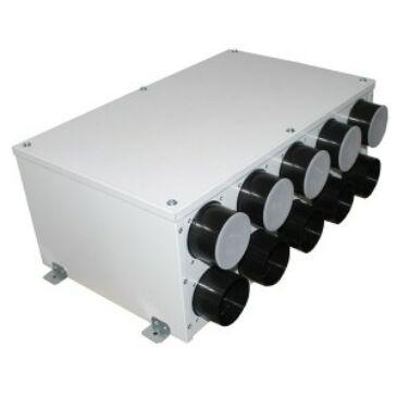 Aerauliqa PLMP 125 10x75 Osztó elem