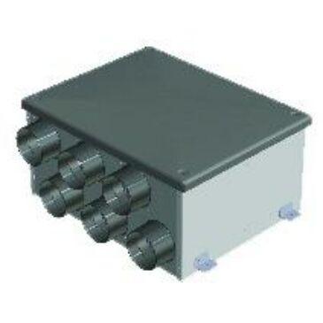 Aerauliqa PLMP 125 6x75 Osztó elem