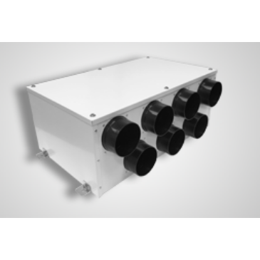 Aerauliqa PLMP 125 7x90 Osztó elem