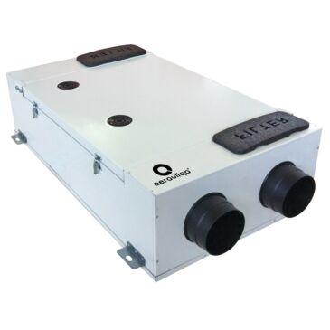 Aerauliqa QR230E Központi hővisszanyerős szellőztető