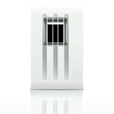 Aereco GBP 442 Higroszabályozású légelvezető hibrid rendszerekhez
