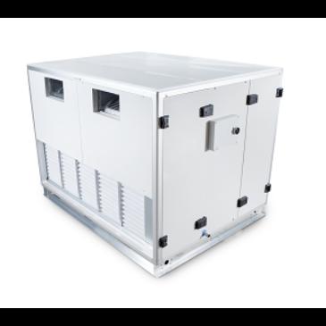 Aereco Global PX 5000 FW VEX Hővisszanyerős szellőztető, Kültérre