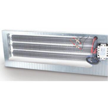 Aereco MURAL PX 450 KWIN Elektromos légcsatornázható előfűtő egység