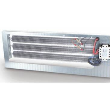 Aereco MURAL PX 1200 KWIN Elektromos légcsatornázható előfűtő egység