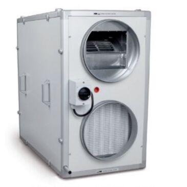 Aereco MURAL PX 800 FW VEX Hővisszanyerős szellőztető, Kültérre
