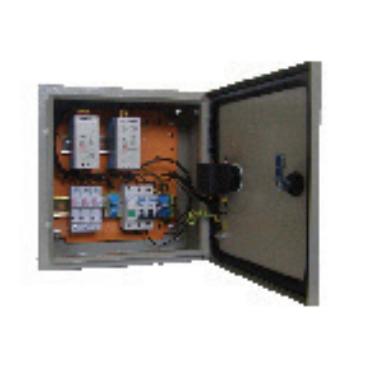 Aereco AVE 012 SN VBP ventilátorhoz napelemes kapcsolószekrény