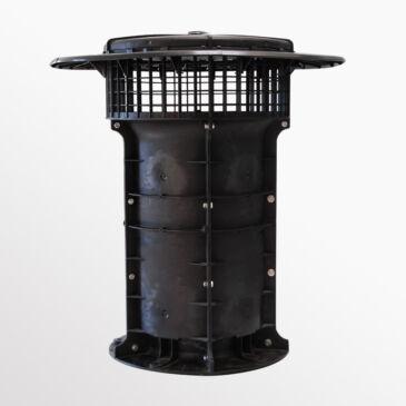 Aereco VBP 335 Tetőventilátor sapka
