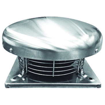 Aereco VBV 6/315 C Tetőventilátor, 1 fázisú motor, kör talpazat