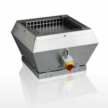 Aereco VTZ 1125 Fordulatszám szabályozott tetőventilátor