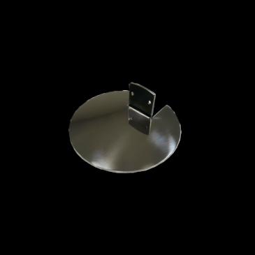 Climastar Tartóláb - 20 cm Rozsdamentes Acél (100x50modellhez)