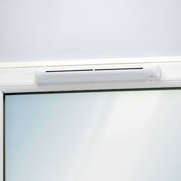 Aereco EAR 282önszabályozó akusztikus légbevezető fehér