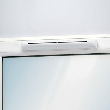 Aereco EAR 200 önszabályozó akusztikus légbevezető fehér
