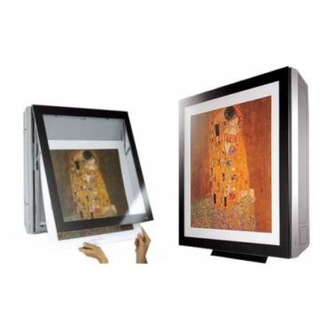 LG A12FT Artcool Gallery Oldalfali split klíma, légkondicionáló