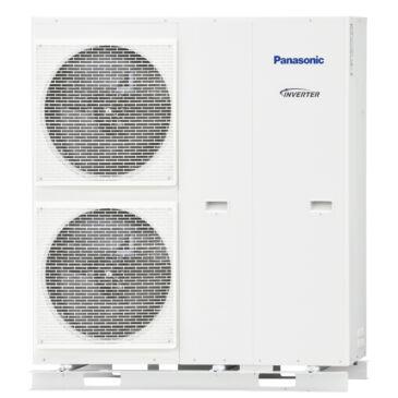 Panasonic Aquarea T-cap WH-MXC12H6E5 Monoblokk hőszivattyú