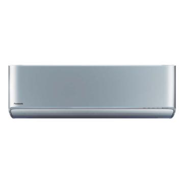 Panasonic KIT-XZ25-XKE Etherea 2021 Ezüst Inverter Oldalfali Split Klíma