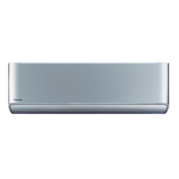 Panasonic KIT-XZ20-XKE Etherea 2021 Ezüst Inverter Oldalfali Split Klíma