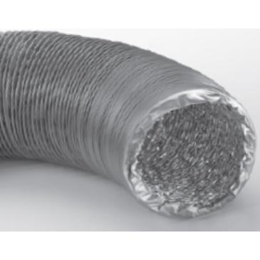 Alumínium flexibilis cső 125