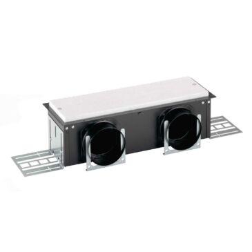 ComfoTube CLD-P 90 Széles levegőnyílás ház, 140 mm