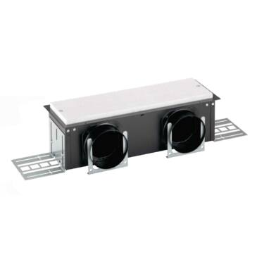 ComfoTube CLD-P 90 Széles levegőnyílás ház, 115 mm
