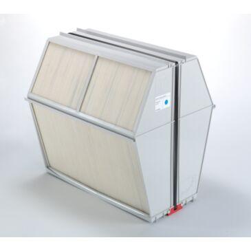 Zehnder ComfoAir 200 Enthalpia hőcserélő