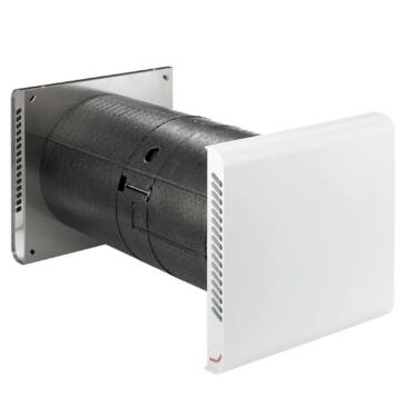 Zehnder ComfoSpot 50 Komfort szellőztetőgép, Műanyag külső ráccsal
