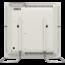 Climastar Smart Pro 3in1 2000W Elektromos kerámia hőtárolós fűtőpanel, Fehér Kasmír